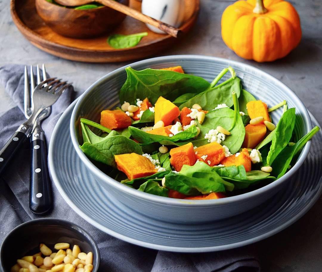 салат из тыквы фото рецепт институт