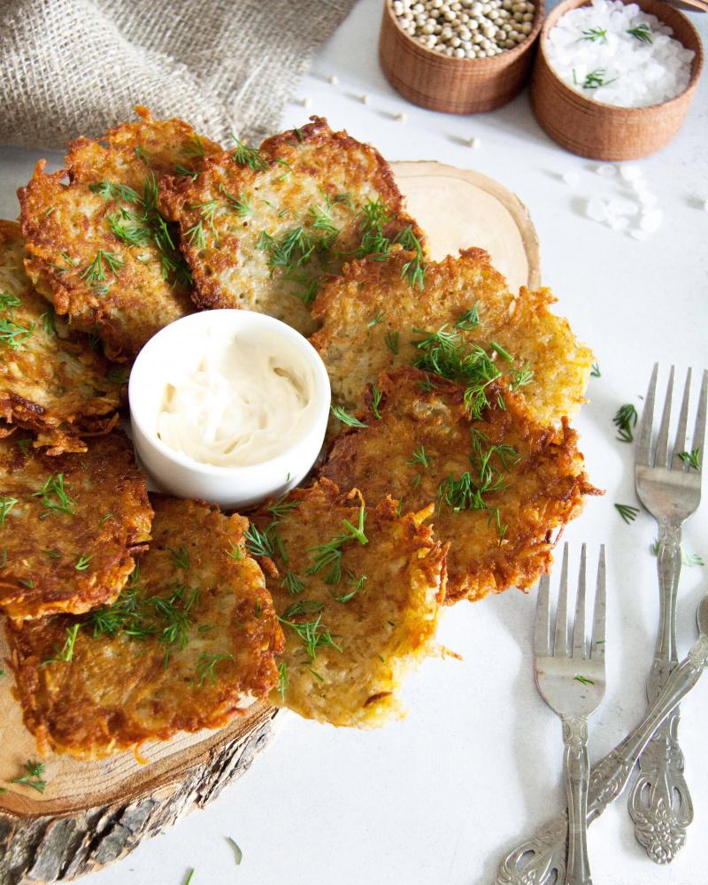 описанных выше драники из картошки пошаговый рецепт с фото необходимую