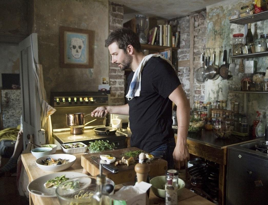 Домашний Секс С Шеф Поваром На Кухне
