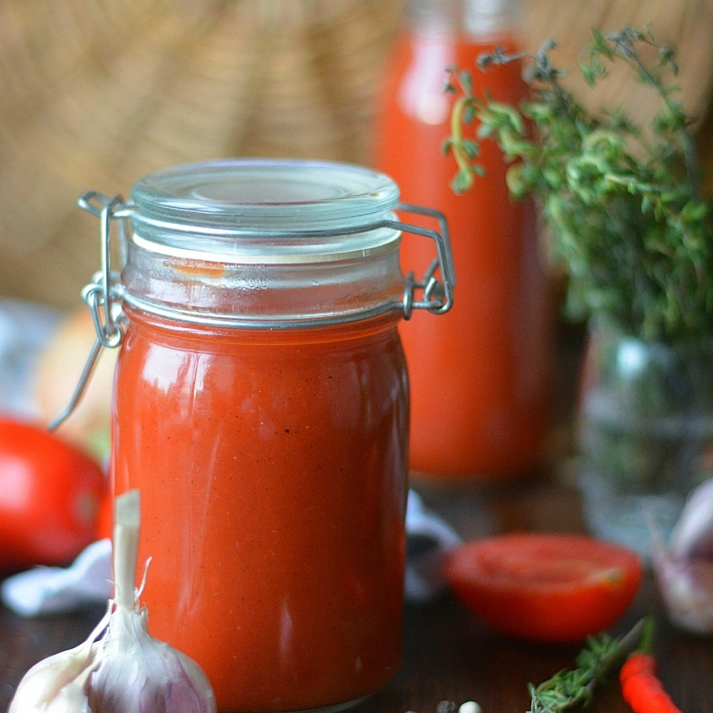 окончания девушка кетчуп на зиму рецепты с фото пошагово деле